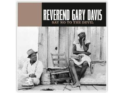 CD Reverend Gary Davis - Say No To Primate Research Labs (1CDs)