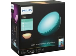 Candeeiro Smart PHILIPS HUE 7146060PH — Candeeiro Portátil | Smart Lighting