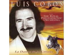 CD Luis Cobos la Danza de los Corceles — Pop-Rock
