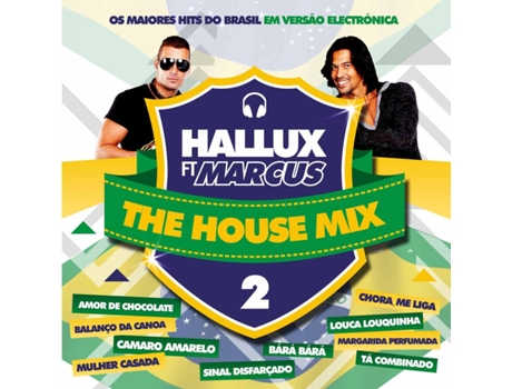 CD Hallux Feat. Marcus - The House Mix 2 — House / Electrónica