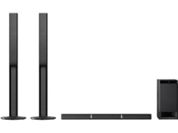 SOUNDBAR SONY HT-RT4 — 600 W / Canais: 5.1