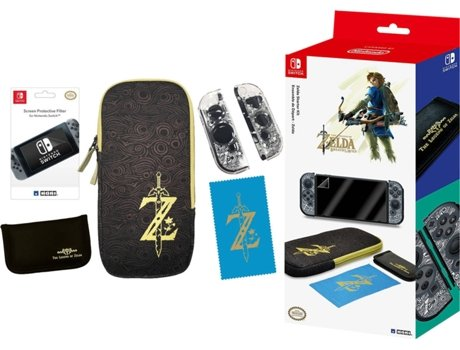 Starter Kit Zelda (Nintendo Switch) — Compatibilidade: Nintendo Switch