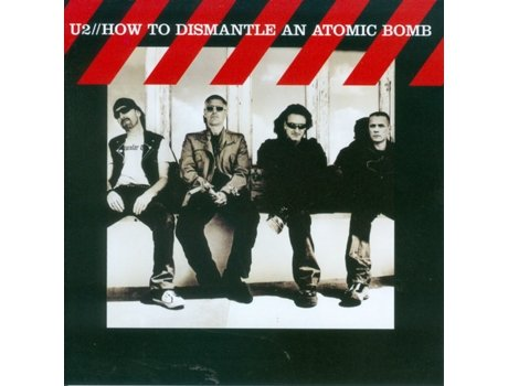 CD U2 - How To Dismantle An Atomic Bomb — Rock