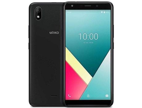 WIKO - Smartphone Desbloqueado NOS WIKO Y61 (6 - 1 GB - 16 GB - Preto)