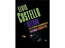 Blu-Ray Elvis Costello - Detour: Live At Liverpool Philharmonic Hall — Pop-Rock Internacional