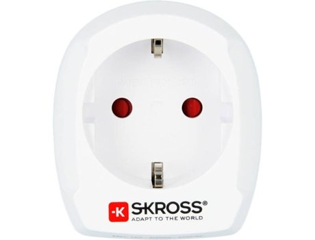 Adaptador de Viagem SKROSS Europe to UK — Reino Unido | 3250 W