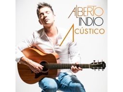 CD Alberto Indio - Acústico — Música do Mundo