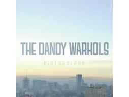 CD The Dandy Warhols - Distortland — Pop-Rock