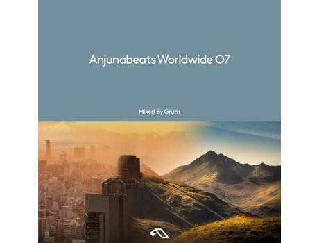 CD Grum - Anjunabeats Worldwide 07