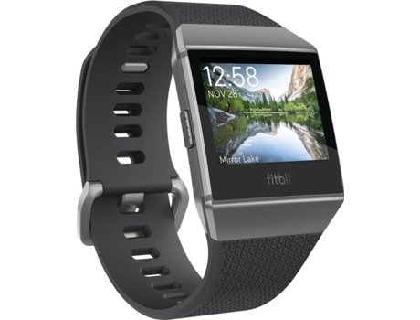 Relógio Desportivo FITBIT Ionic (Bluetooth - Até 5 dias de autonomia - Ecrã Tátil - Multicor)