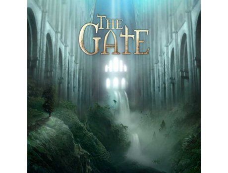 CD The Gate  - Earth Cathedral