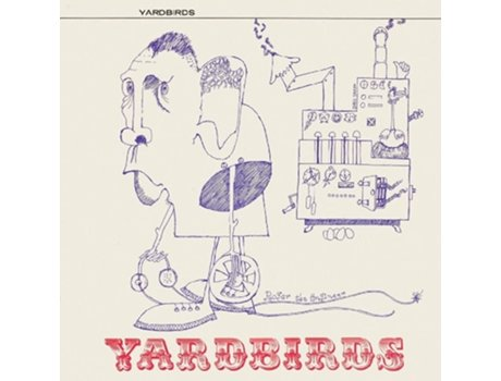 Vinil The Yardbirds - Roger The Engineer