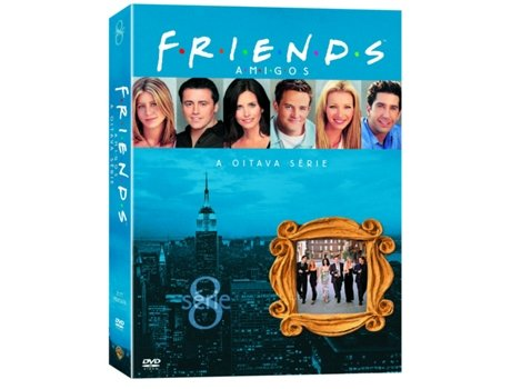 DVD Friends - Temporada 8 — Do realizador Kevin Bright