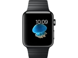APPLE Watch Series 2 42 mm Preto — Bluetooth 4.0 e Wi-fi | 273 mAh | iOS