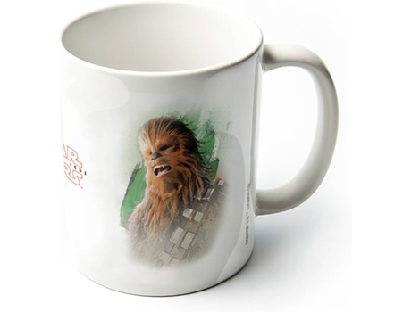 Caneca STAR WARS The Last Jedi Chewbacca Brushstroke — Star Wars
