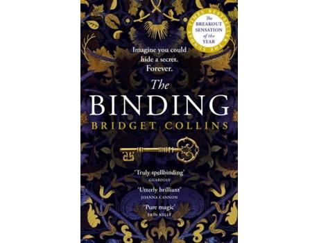 Livro The Binding de Bridget Collins