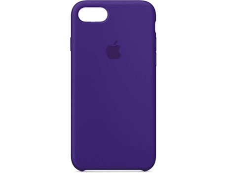 Capa APPLE Silicone Ultra Violet — Compatibilidade: iPhone 8 / 7