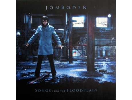 Vinil Jon Boden - Songs From The Floodplain