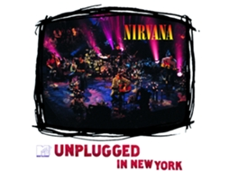 CD Nirvana - Unplugged in New York — Pop-Rock