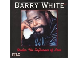 CD Barry White - Under The Influence Of Love — Soul