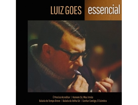 CD Luiz Goes - Essencial — Portuguesa