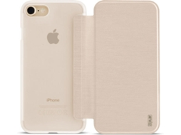 Capa ARTWIZZ SmartJacket iPhone 7, 8 Dourado — Compatibilidade: iPhone 7, 8