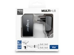 Multihub BIG BEN PS4 4 USB (USB) — PS4