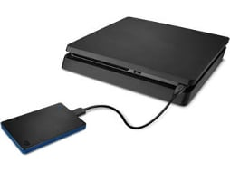 Disco Externo HDD 2.5'' SEAGATE Game Drive Play — 2.5'' / 4 TB