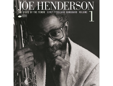 Vinil Joe Henderson - The State Of The Tenor Live at the Village Vanguard Vol.1 — Pop-Rock Internacional