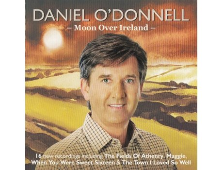 CD Daniel O'Donnell - Moon Over Ireland