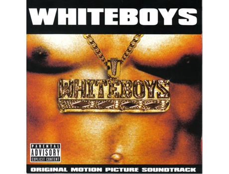 CD Whiteboys - Original Motion Picture Soundtrack