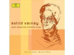 CD Astrid Varnay - Opera Scenes & Orches — Clássica