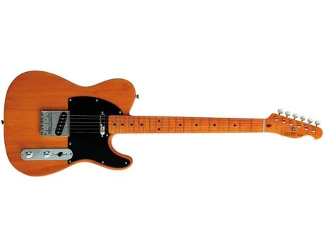 OQAN - Guitarra Elétrica OQAN QGE-TL10 Nat (22 Trastes - Corpo: Madeira de Tília)