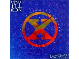 CD Marillion - A Singles Collection 1982 — Pop-Rock