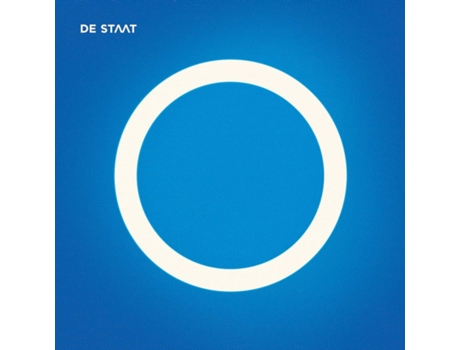 CD De Staat - O — Pop-Rock