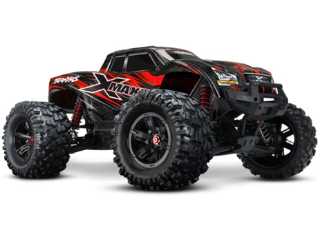 Carro RC TRAXXAS X-Maxx Monster Truck