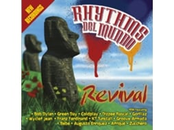 CD Rhythms Del Mundo - Revival — Música do Mundo
