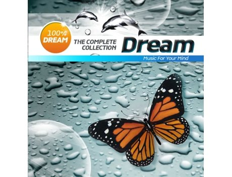 CD Vários-100% Dream - Music For Your Dream - The Complete Collection — House / Electrónica