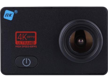 Action Cam NK Real (4K - 16 MP - Até 70 min de autonomia - Wi-Fi)   [6850451 ]