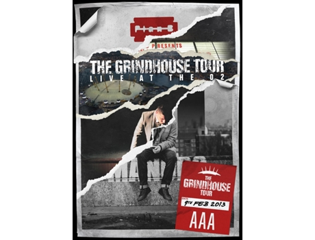DVD Plan B  - The Grindhouse Tour - Live At The O2