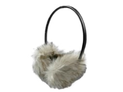 Auriculares Stereo Fur SBS Preto/Branco — Auriculares | Stereo