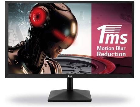 Monitor LG 24MK400H (24   - 1 ms - Full HD)