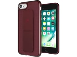 Capa ADIDAS Grip iPhone 7 Burgundy — Compatibilidade: iPhone 7