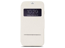 Capa MOSHI SenseCover iPhone 7 Plus, 8 Plus Branco — Compatibilidade: iPhone 7 Plus, 8 Plus