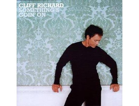 CD Cliff Richard - Something's Goin' On — Pop-Rock
