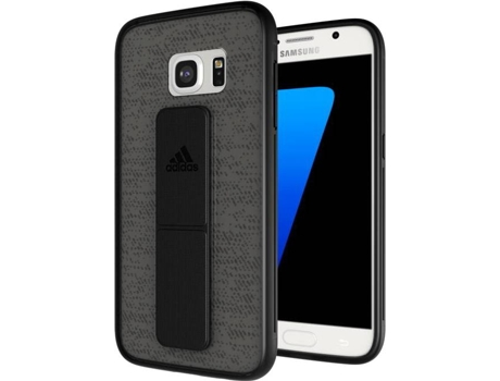Capa ADIDAS Grip Case Galaxy S8 Plus Preto — Compatibilidade: Galaxy S8 Plus