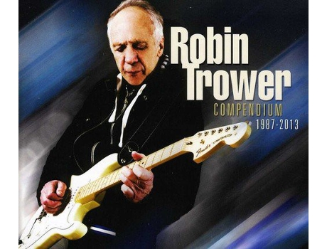 CD Robin Trower - Compendium 1987 - 2013