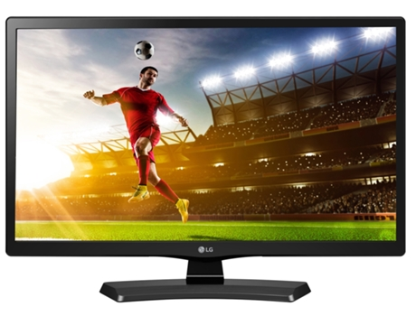 TV LED HD 24'' LG 24MT48DF-PZ Black