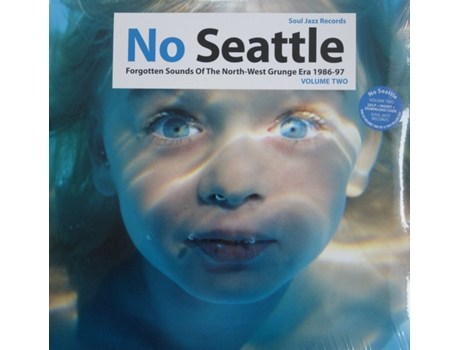 Vinil No Seattle - Forgotten Sounds Of The North-West Grunge Era 1986-97 Volume Two