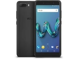 Smartphone NOS WIKO Tommy 3 Preto — Android 8.1 | 5.45'' | Quad-Core | 1GB RAM